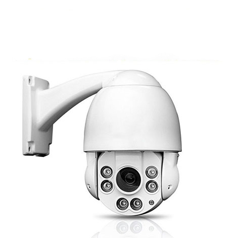 4MP POE Auto-focus Speed CCTV Dome Cameras