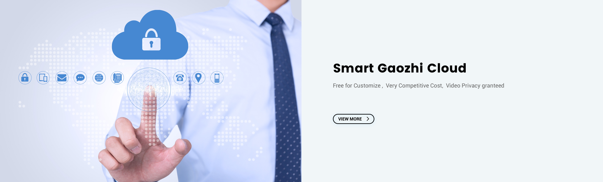 Smart GaoZhi Cloud Solution