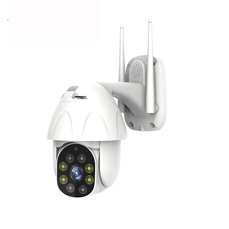 Outdoor Mini PTZ WIFI IP Camera