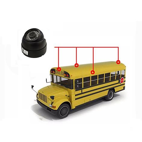HW1 School Bus WIFI IP Camera