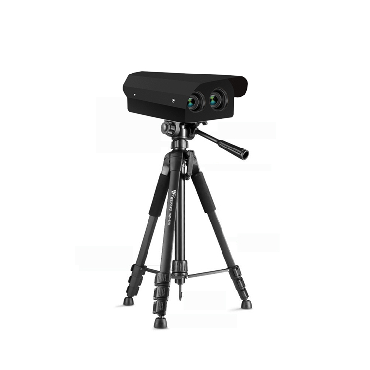 Bullet Body Temperature Detection Sensor Cheap Thermal Image Camera