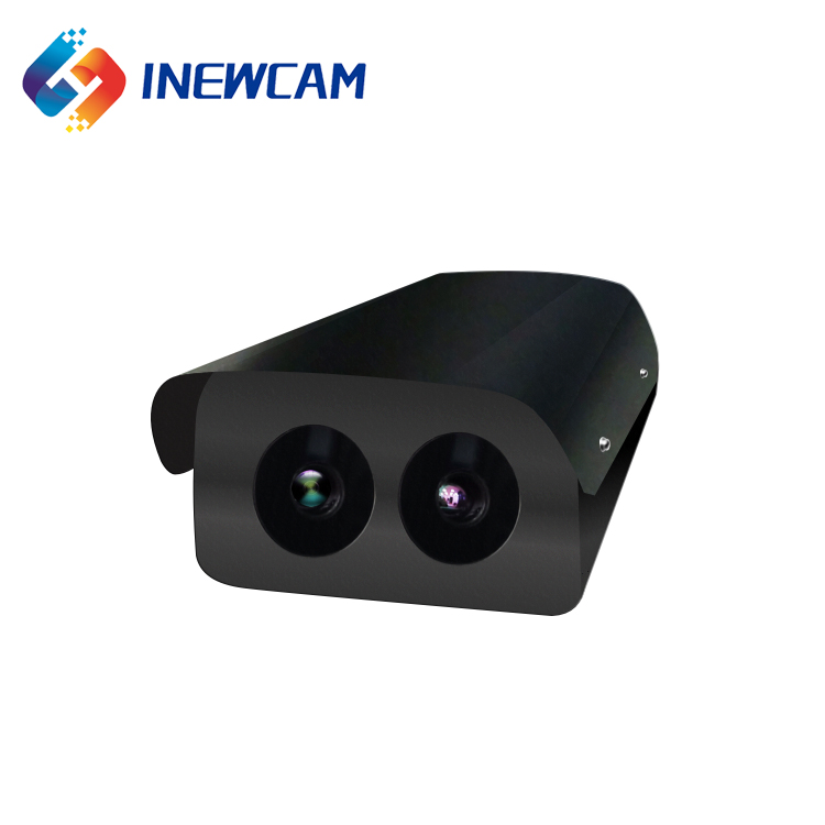 Bullet Body Temperature Detection Sensor Cheap Thermal Image Camera