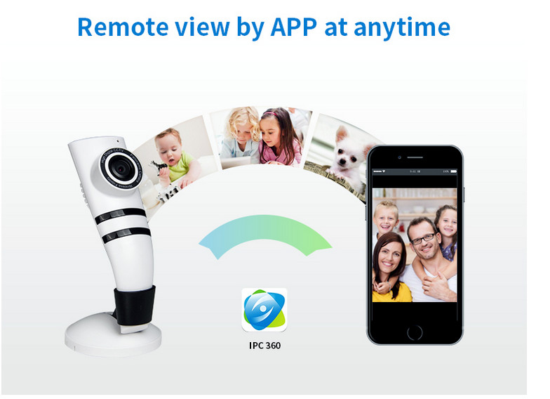Smart Home Camera XXJ