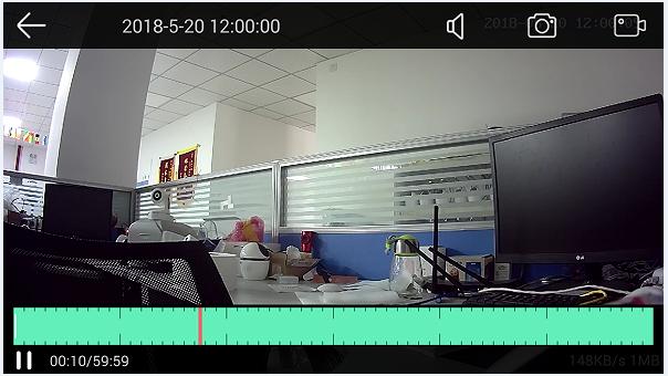 1080P Full HD Smart Home Camera K3