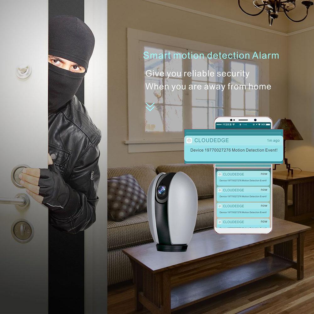 Z3s Smart Home PTZ WiFi Camera