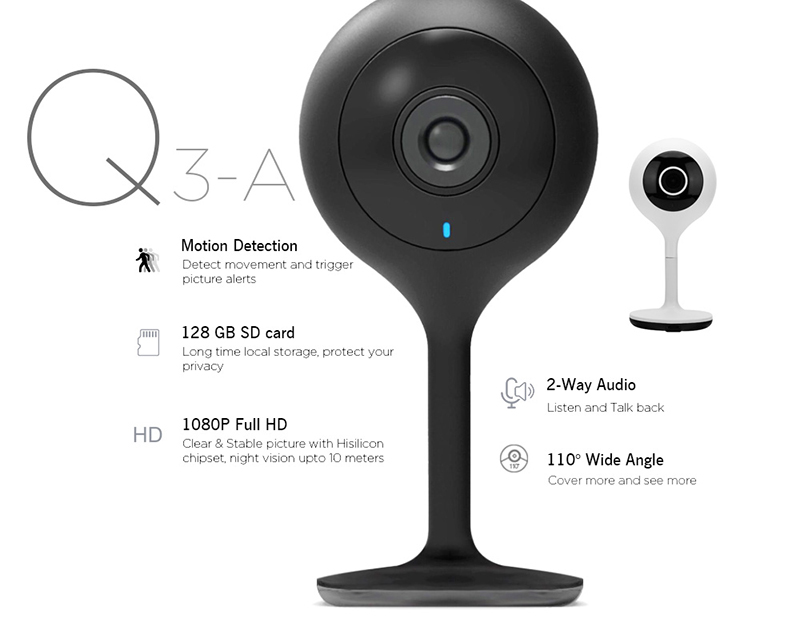 Q5 Smart Home Wireless IP Camera